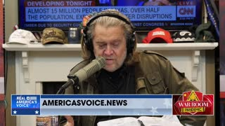 "Steve Bannon: ""Where's Kamala?"""