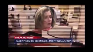 "Nancy Pelosi - ""I Was Set up"""