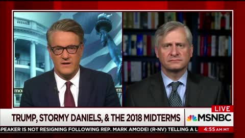 Historian Jon Meacham: GOP 'Sold Their Soul' to Trump 'for Power and the Check Bounced'