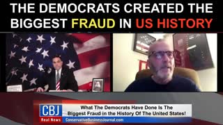 The Democrats Created The Biggest Fraud In US History!