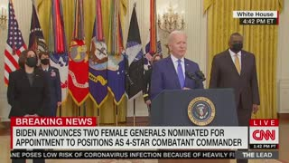 Biden Forgets The Name Of His Defense Secretary