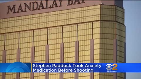 Autopsy Confirms Las Vegas Shooter Had Anti-Anxiety Meds in His System at the Time of Massacre