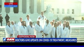 Doctors speak out on Covid
