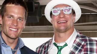 Rob Gronkowski Follows Steph Curry as Next Family Guy Star, Shows Peter How to Party Like GRONK - Video
