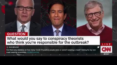 Americans pissed off Bill Gates and CNN