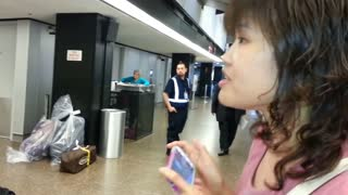 The Cutest Airport Surprise Ever!