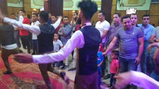 Special Intro For Groom And Bride In Egyptian Wedding