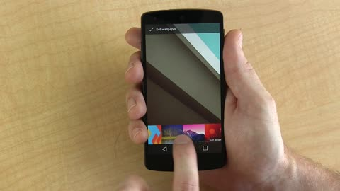 Android L full walkthrough