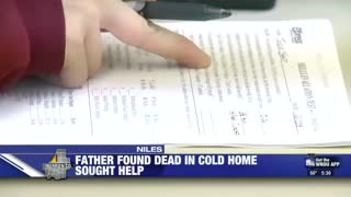 Father and Daughter Die After Furnace Broke - Video