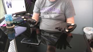 Touch Screen Gloves Review  - Video