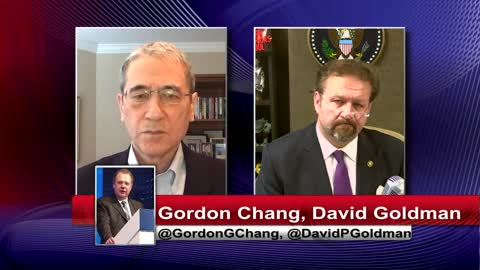 The real China threat. Gordon Chang and David Goldman with Sebastian Gorka