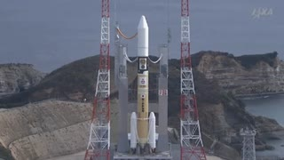 Japan launches Hayabusa 2 asteroid probe - Video