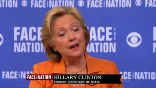 Clinton: US should admit 65,000 Syrian refugees - Video