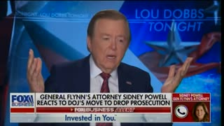 Lou Dobbs speaks with Sidney Powell
