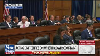 Carson questions acting DNI in whistleblower hearing