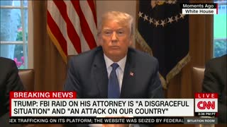 Trump doesn't rule out firing Robert Mueller: We'll see what happens' - Video
