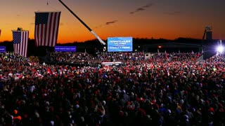 Butler, Pennsylvania Make America Great Again Trump Rally