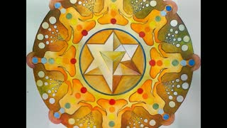 Mandalas By Slovakian Artist Milan Hric - Video