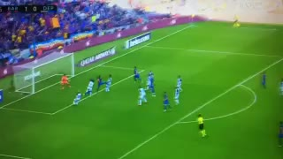 GOAL: Rafinha goal vs Deportivo (2-0) - Video