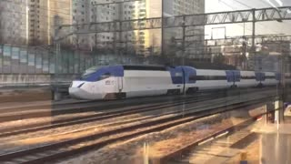 KTX-산천, South Korea