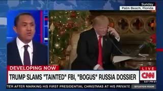 CNN reporter claims Republicans also paid for anti-Trump dossier - Video