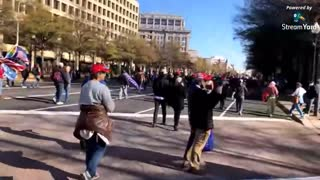 Live stream : March for Trump - DC Part2