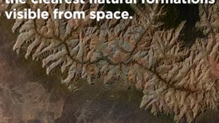 Zoom Out Of The Grand Canyon - Video