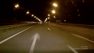 Drunk Biker Gets Ran Over by Car - Video