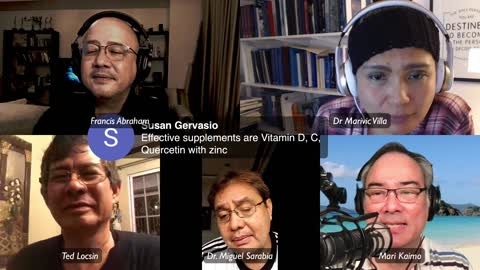 CDC Livestream #7: How Effective is Ivermectin Against C-19?