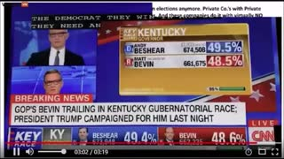 Vote - Switching in Kentucky