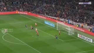 Gol de Suarez vs Girona - Video