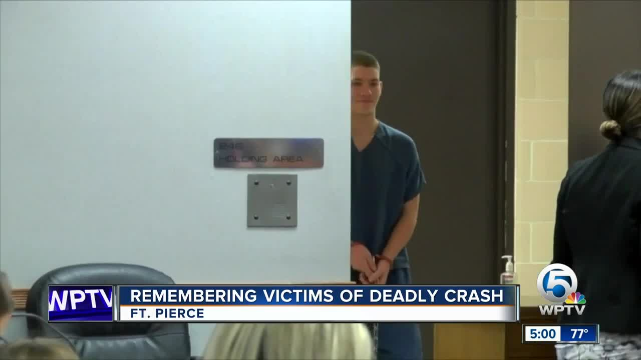 Remembering victims of deadly crash