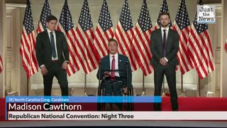Republican National Convention, Madison Cawthorn Full Remarks
