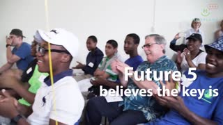 Future 5 'Connects' Low Income Students With Their Full Potential! - Video