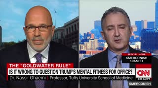 CNN's Smerconish: Unfair And Unseemly To Speculate Trump's Mentality Without Diagnosis - Video
