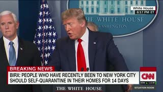 """President Trump 
