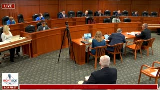 QR Code Watermarked Ballots CONFIRMED in Michigan Hearing!
