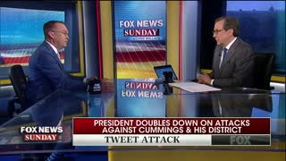 Mick Mulvaney slaps down Chris Wallace