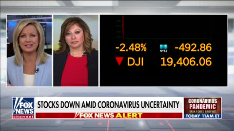 Maria Bartiromo has a warning for China