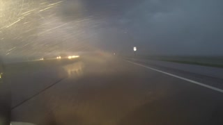 Motorcycling Tornado Alley Storms - Video