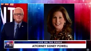 Sidney Powell explanation of ExecutiveOrder 13848 & SCOTUS path