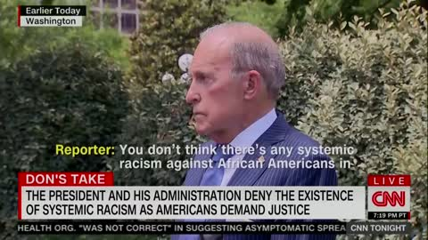 """Don Lemon whites about made-up """"systemic racism"""""""