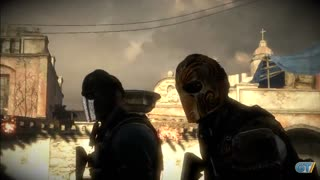 Army of Two Devil's Cartel GC 2012 Debut Trailer