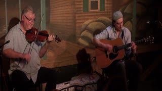 Calvin Vollrath performs a Medley of Fiddle Tunes