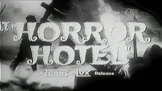Horror Hotel – 2018 Scoring Competition