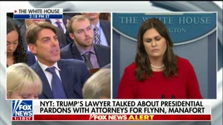 Trump's Lawyer Proposed Pardons for Flynn and Manafort: Report - Video