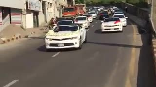 Special Luxury Cars for Wedding Ceremony - Video