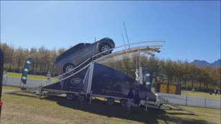 Range Rover Sport Exhibition - Video