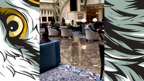 Trump DC Hotel Open for DCPD to Relax In