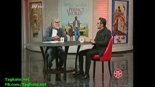Interview with Amin Hayaei about his Movies - Video
